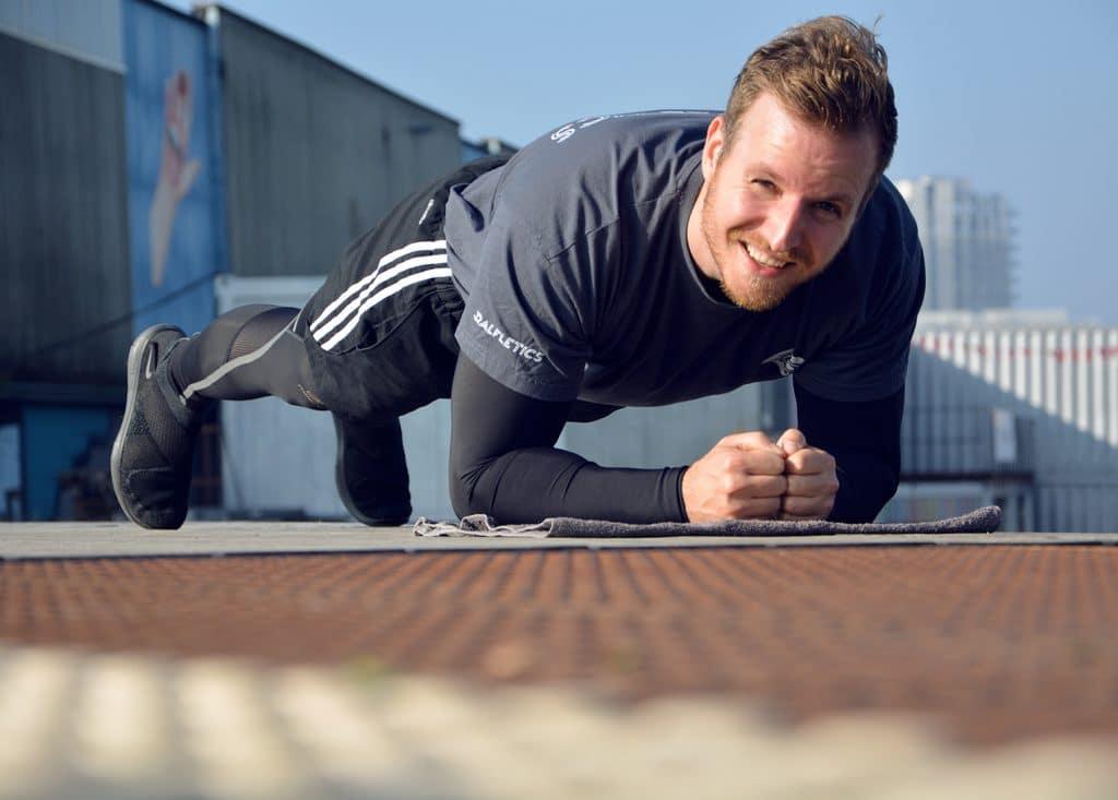 Personal Trainer Hamburg Leon Ralf
