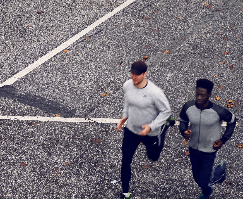 Ralfletics - Personal Training Hamburg Lauftraining in der City Nord