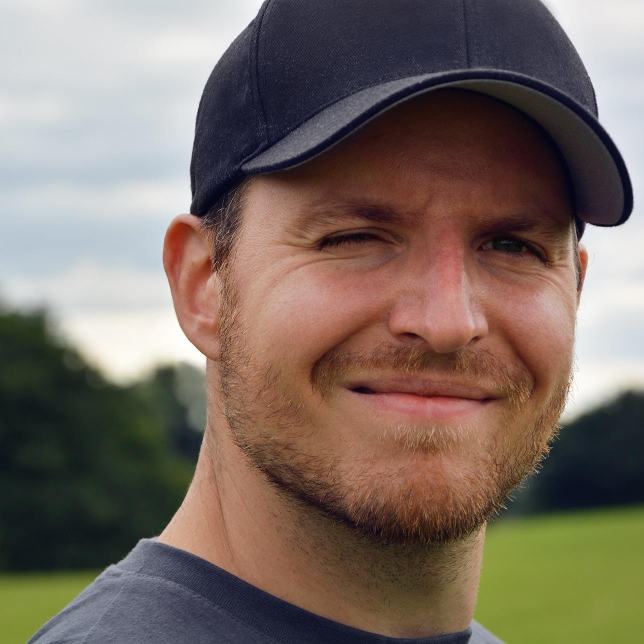 Leon Ralf - Personal Trainer Hamburg Gesicht