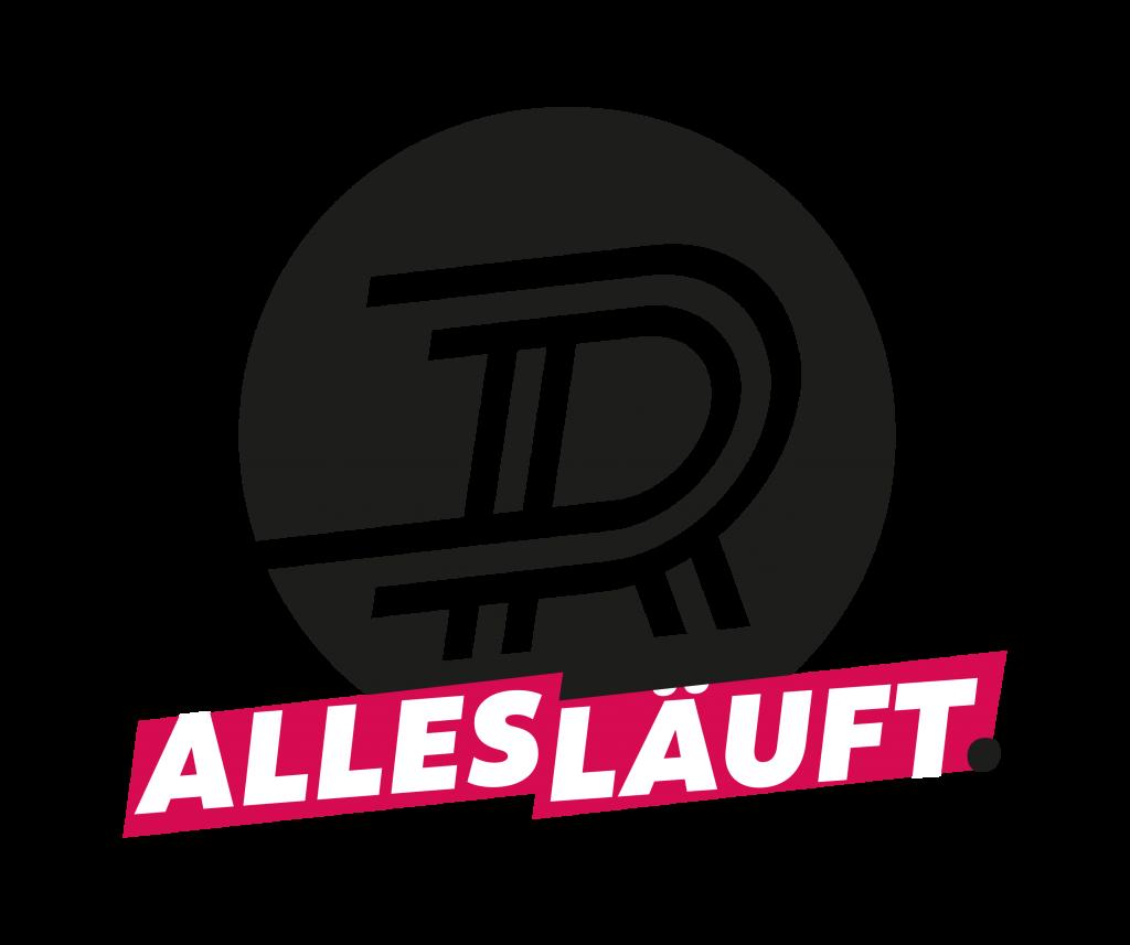 Alles läuft Logo