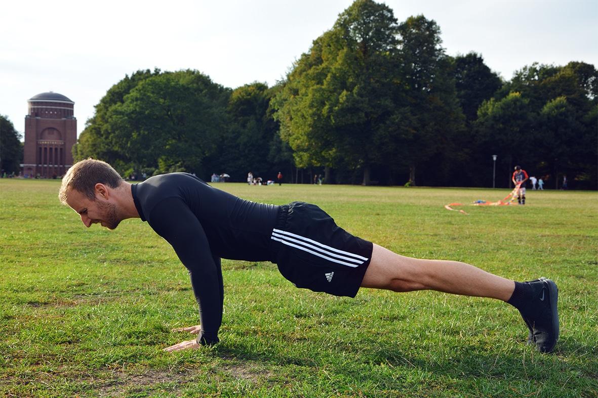Hamburg Stadtpark Personal Trainer