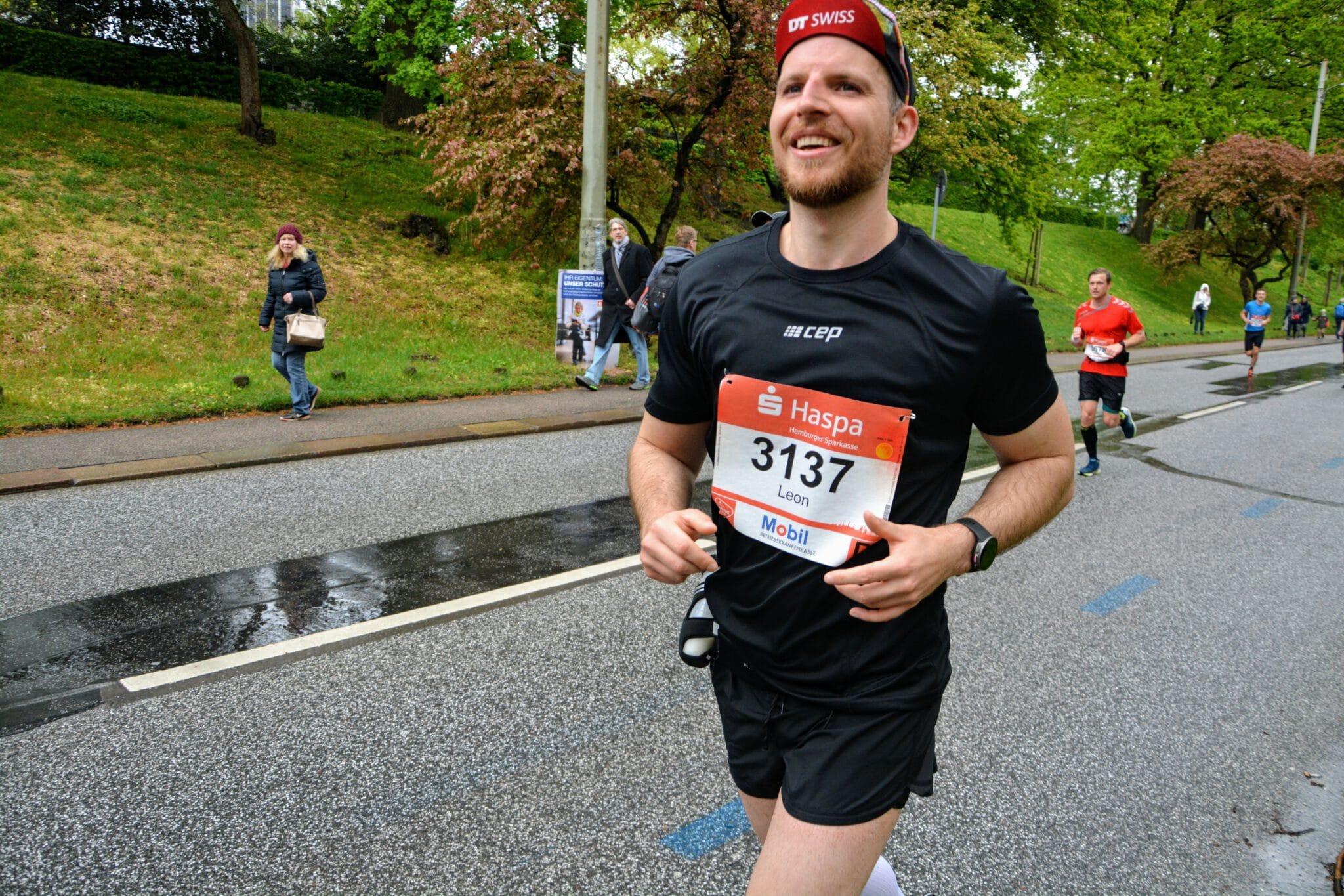 Marathon 2019 mit Höhen und Tiefen