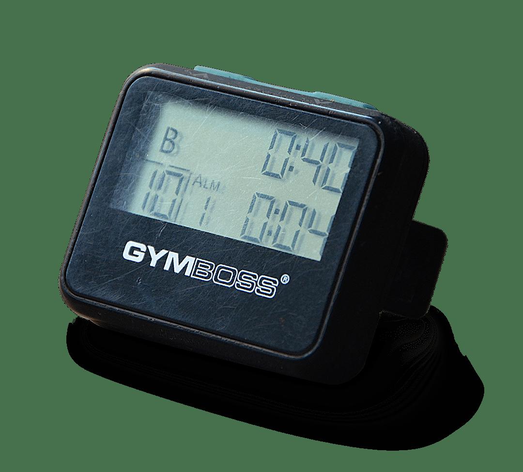 Gymboss Trainer für Intervalltraining