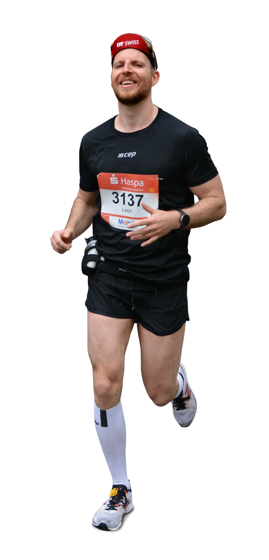 Leon Ralf - Personal Marathon Training Hamburg