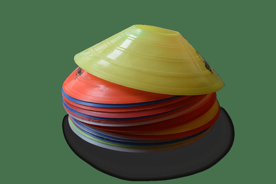 Hütchen für Lauftraining