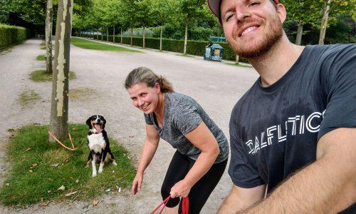 Personal Training mit Hund Hamburg